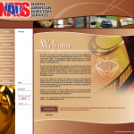 North American Directory Services Website Design